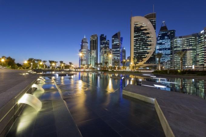 Qatar by Night