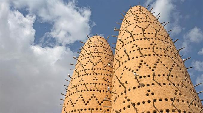 Katara Cultural Village Pigeonniere