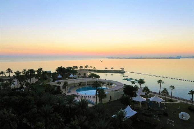 Early Morning in Doha, Qatar