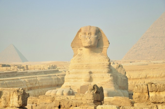 One of the jewels in the grown in the area is the Great Sphinx. Part lion, part human, this is a breathtaking sight to behold and is an essential stop off in any trip to the ancient wonder that is Egypt.