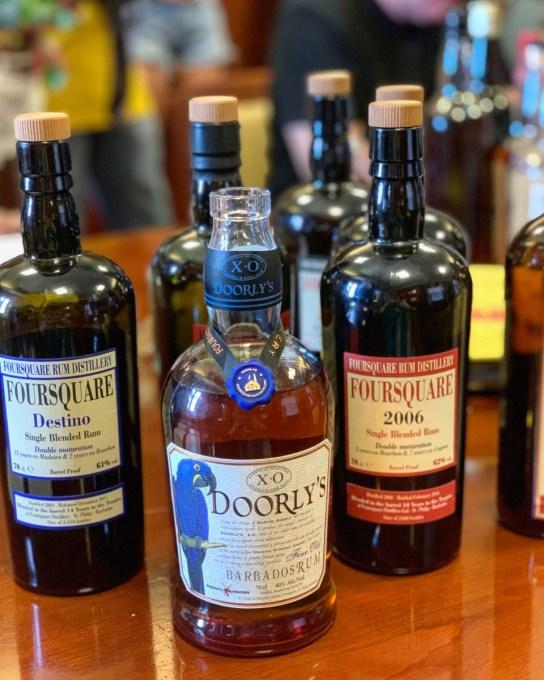 Foursquare Rum