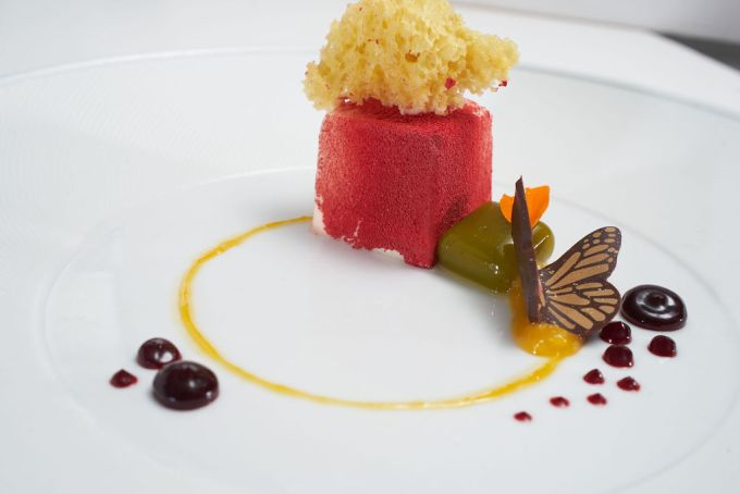 Desserts for Dinner at Sea Breeze Beach House Barbados