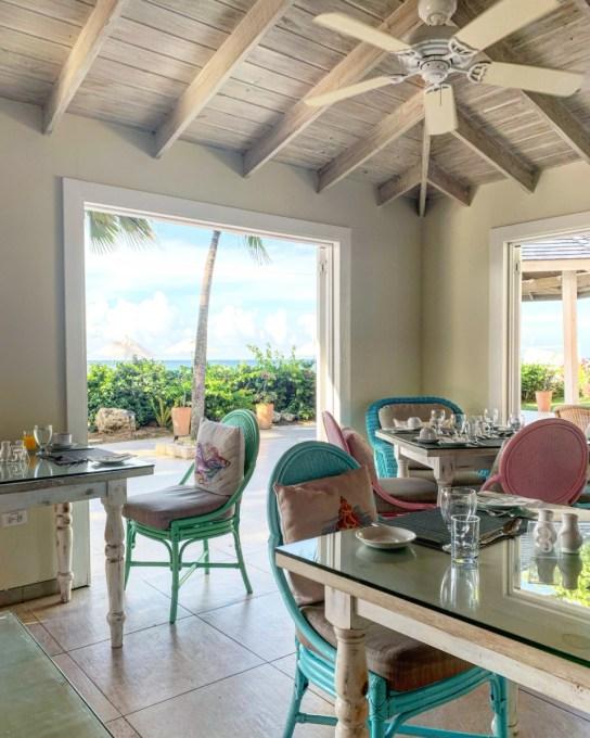 Reef Restaurant Sugar Bay Barbados