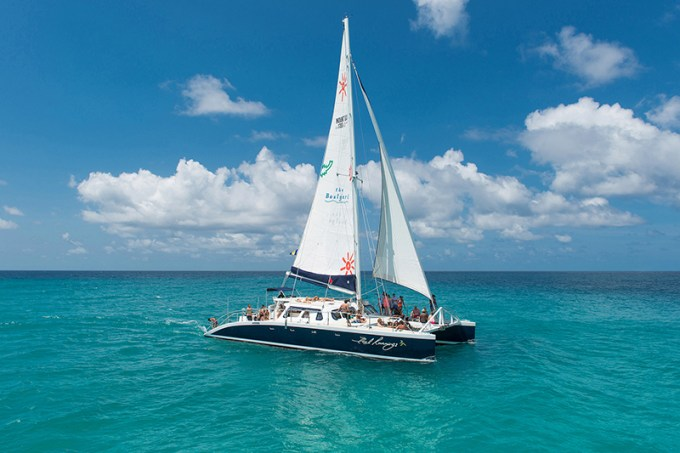 Image: Cool Runnings Catamaran Barbados