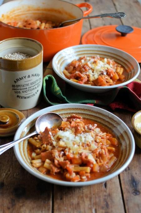 Scottish Minestrone Soup