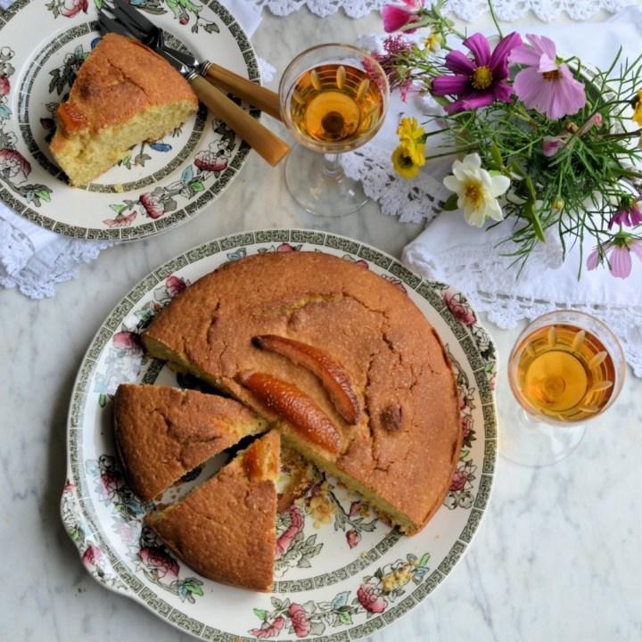 Classic Madeira Cake
