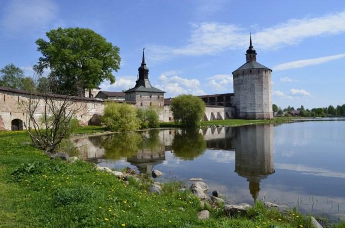 Kirillo-Belozersky Monastery,