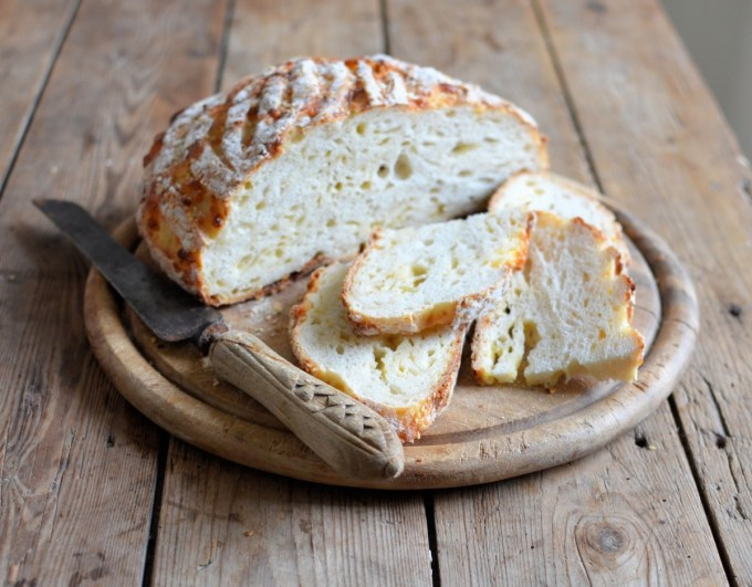 Cheese Sourdough