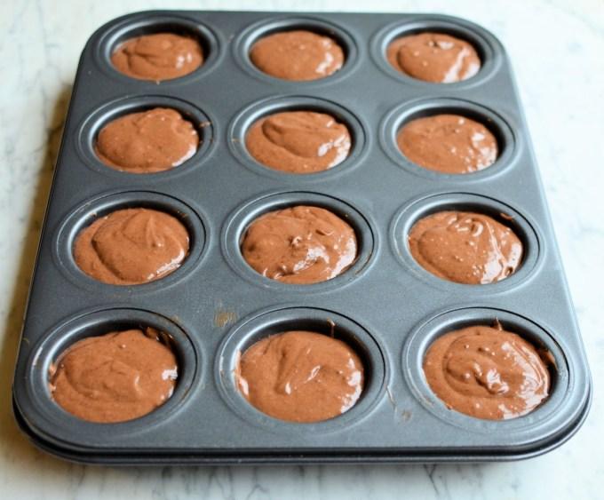 cakes ready to bake