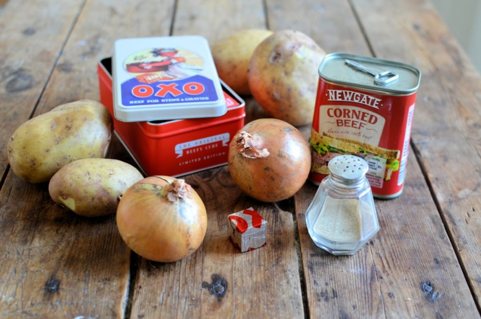 Panackelty - Store Cupboard Hot-Pot