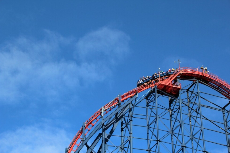 Blackpool Roller Coaster