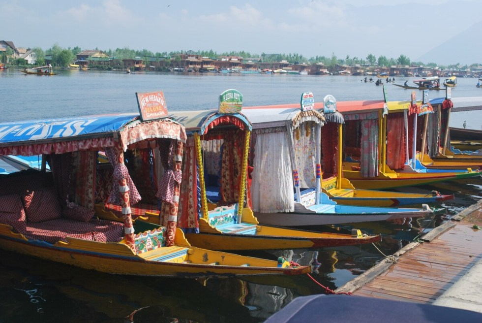 Kashmiri House Boats