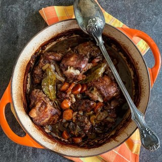 Traditional Oxtail Stew