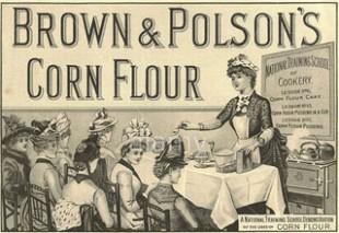 Brown & Polson's Corn Flour