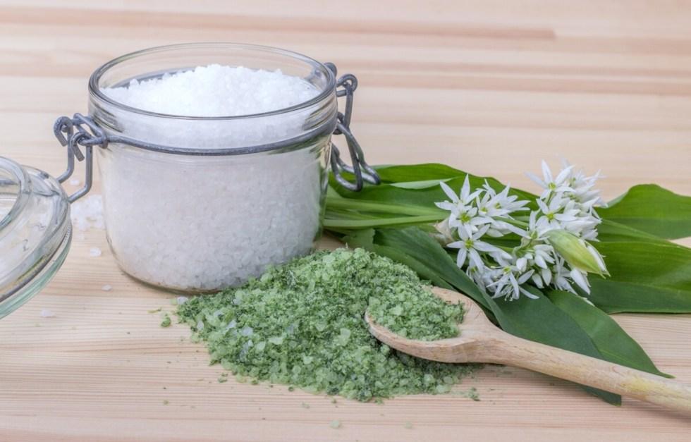 Wild Garlic Salt