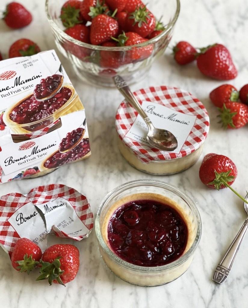 Red Fruit Tarte
