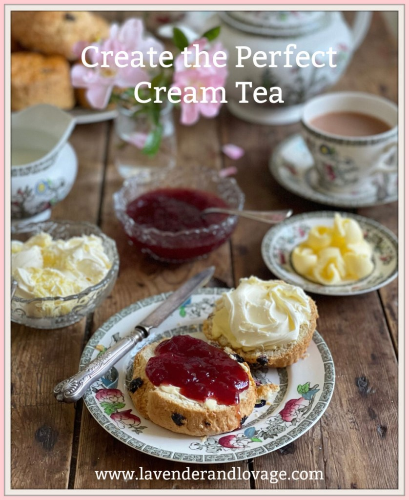 Create the Perfect Cream Tea