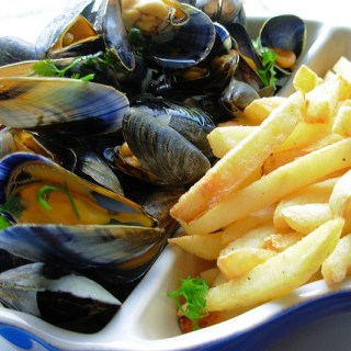 Seafood Friday ~ Moules Frites
