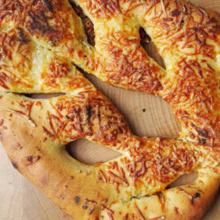 Fresh from the Oven, French Hearth Bread and Three Cheese Fougasse