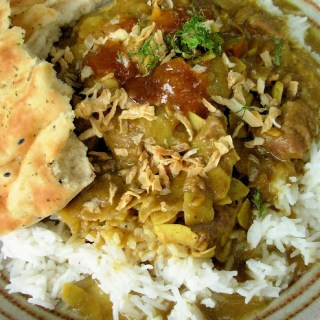 National Curry Week, The Gurkhas and Kukhra Alainchi Sanga ~ Chicken Cardamom Curry ~