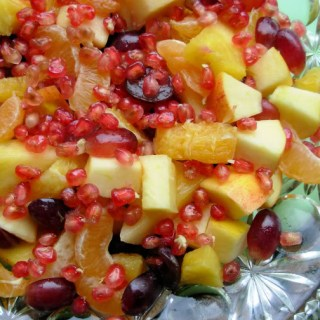 Post Christmas Blow Out! After the Party is Over….Refreshing Detox Fresh Fruit Salad