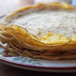 Shrove Tuesday, Pancake Day and a Quire of Paper – a Stack of Pancakes with Lemon & Sugar