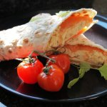 Fish on Friday, A Review and Scandinavian Smoked Salmon & Scrambled Egg Breakfast Wraps