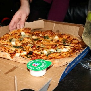 Shaken and Not Stirred – Skyfall Party Night with Domino's Gourmet Range Pizza