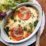 Elegant Fish and Comforting on Friday: Easy Smoked Haddock au Gratin Recipe