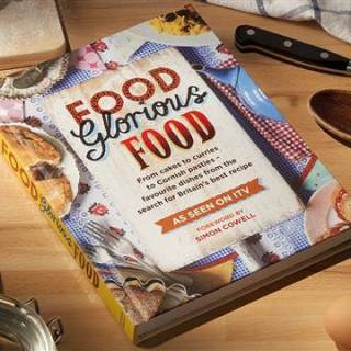"Review: ""Food Glorious Food"" Book….. From Cakes to Curries to Cornish Pasties"