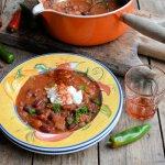 Smoky Mexican Bean Soup (170 Calories a Bowl)
