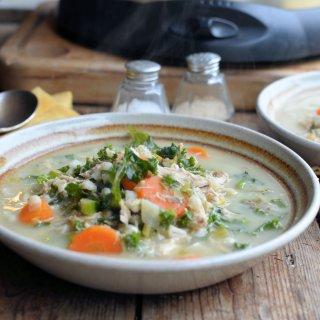 5:2 Diet Winter Meal Plan Ideas: Low-Calorie Turkey & Kale Scotch Broth Recipe
