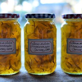 Award Winning Marmalade: Traditional Lemon and Lime Marmalade Recipe