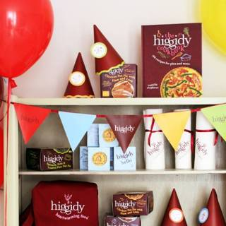 Giveaway: Win a Pie Week Party for 12 People…..with Higgidy!
