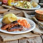 The Red Tractor Hamper Challenge: Oven Baked BBQ Pork Belly Slices
