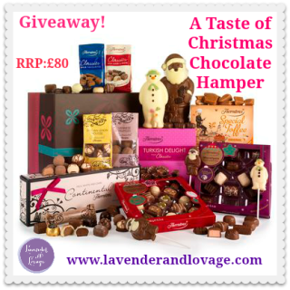 Giveaway: WIN A Thornton's Taste of Christmas Chocolate Hamper RRP: £80
