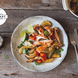 My Guest Recipe for Mexican Chicken with Spicy Roots with Marley Spoon