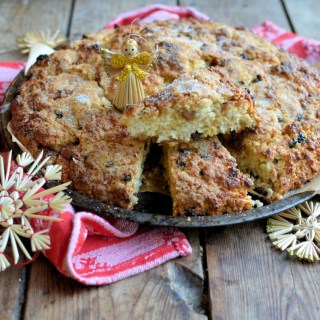 Twelfth Night & Epiphany: Mincemeat Soda Bread