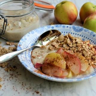 Three Healthy Breakfast Recipe Ideas