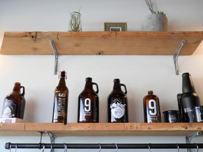 9 mile Legacy Brewery