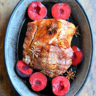 Asian Star Anise Pork Loin with Metis®
