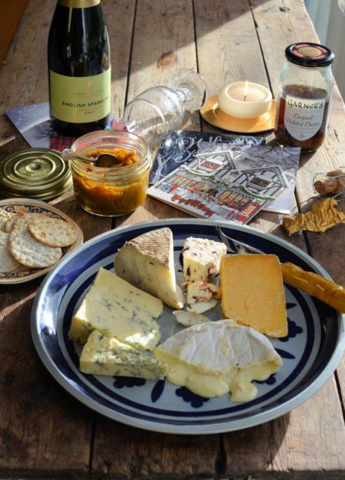 Northern Cheese Board