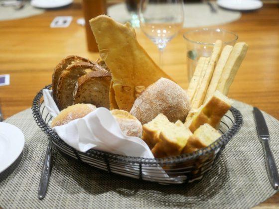 Freshly Baked Bread on Viking Sea