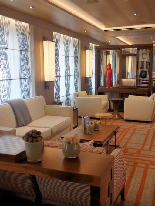 Atrium Deck 2 Seating