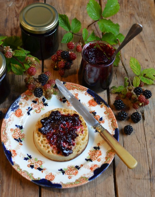 Seedless Bramble Jam