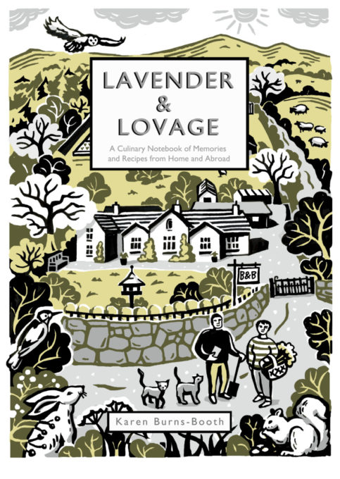 Lavender and Lovage cookbook