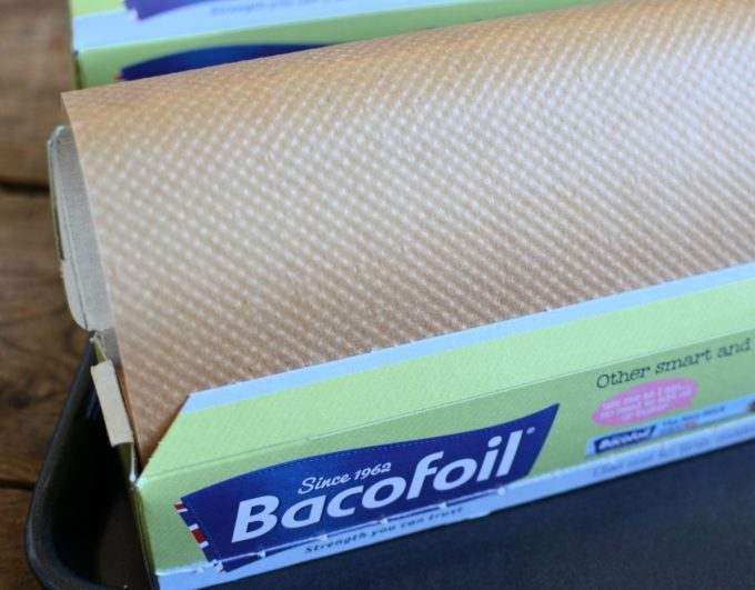 Bacofoil® The Non-Stick Baking Paper