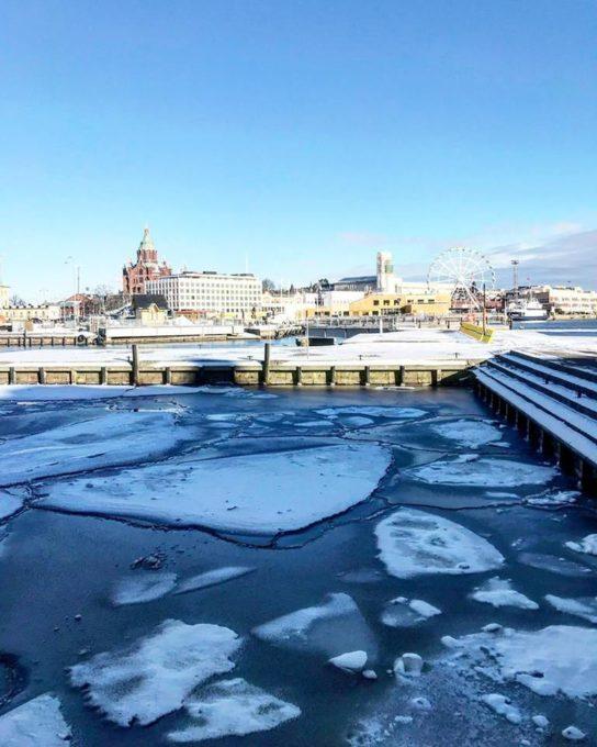 Baltic Sea Helsinki
