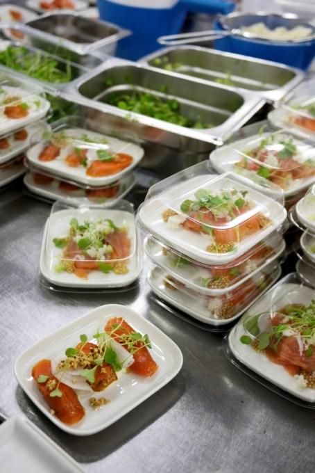 Business Class Salmon