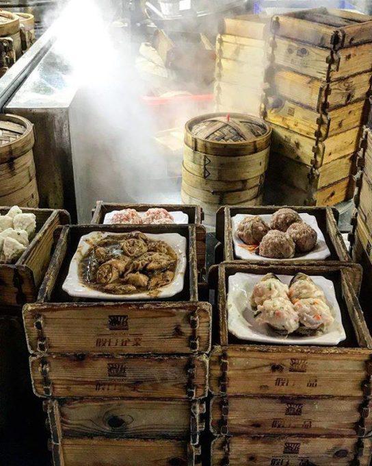 Steamed Chinese Dumplings